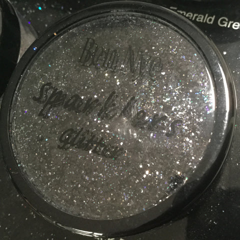 BEN NYE Sparklers BLACK DIAMOND Cosmetic Glitter 4gm