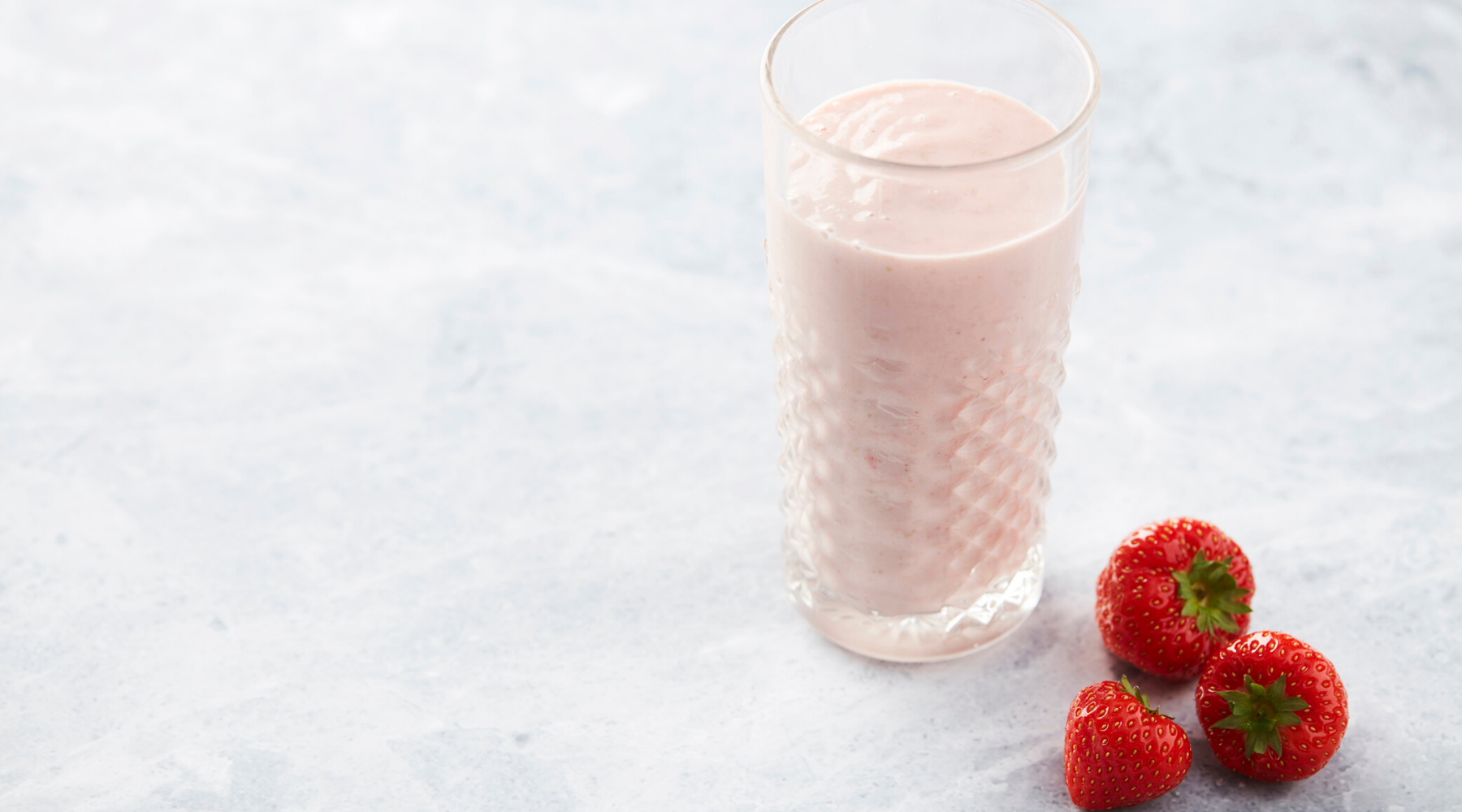 Recept: aardbei-havermout-smoothie