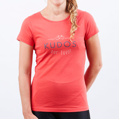 T-shirt Kudos por Favor
