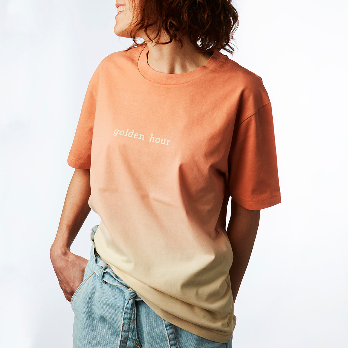 T-shirt Golden Hour