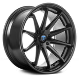 Rohana RC10 Matte Black (Staggered)