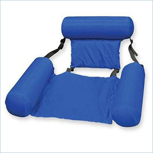 BreezyWave™ Inflatable Recliner Beach Swim Bed