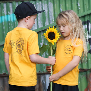 Sunflower Tee UNISEX