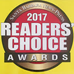 Santa Barbara News Press 2017 Readers Choice Awards
