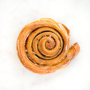 Cinnamon Hazelnut roll