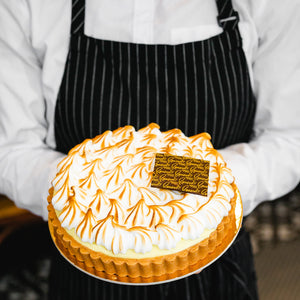 lemon meringue tart feed 4 to 6
