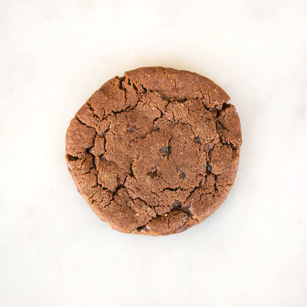Double Chocolate Toffee Cookie