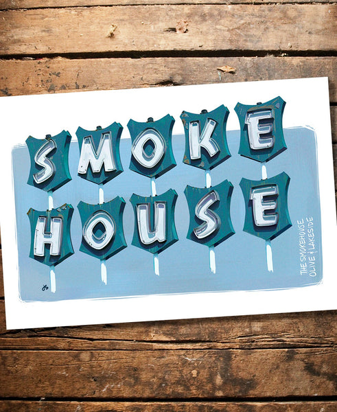 The Smoke House