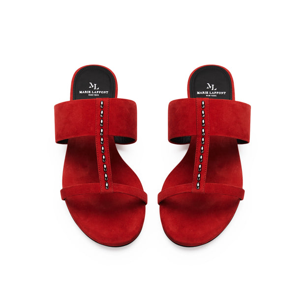 Chic Sandal Red