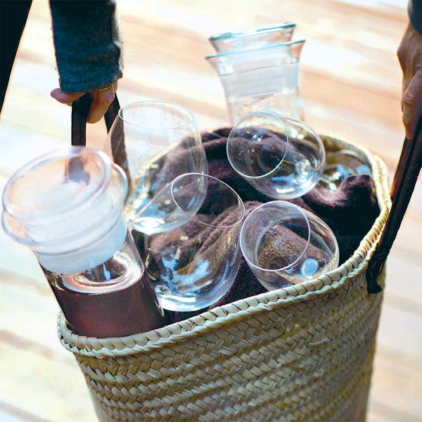 Savino Enthusiast: Wine Saving Carafe (Outdoor / Plastic)