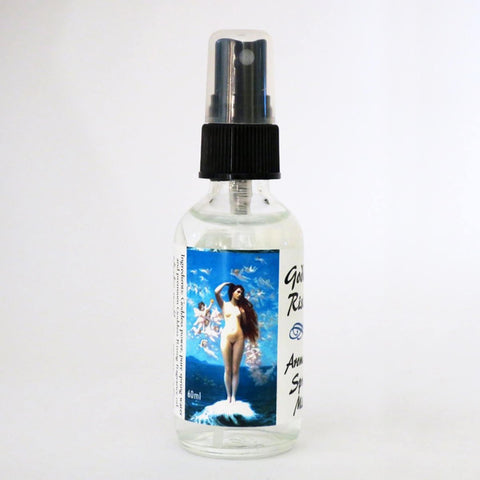 Goddess Rising Aromatic Spray Mist 60ml ASMGR60 Scent Atomizing Fragrance Oil Spritzer celtic-copper-jewelry.myshopify.com