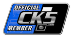 CK5 Membership sticker