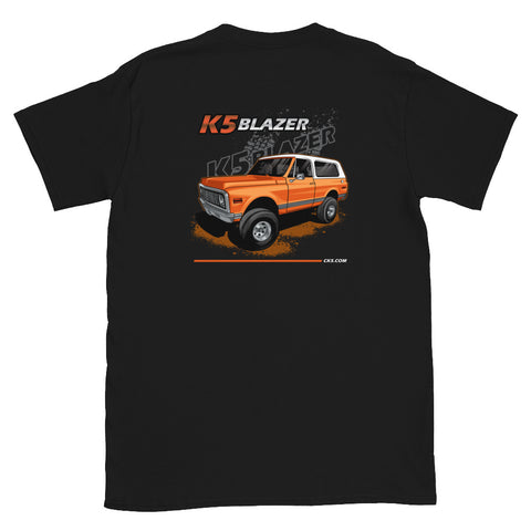 CK5 1971-72 K5 Blazer T-Shirt (two sided design)