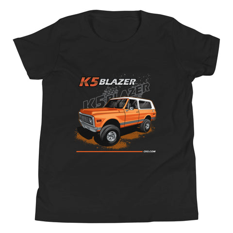 CK5 1971-72 K5 Blazer Youth T-Shirt