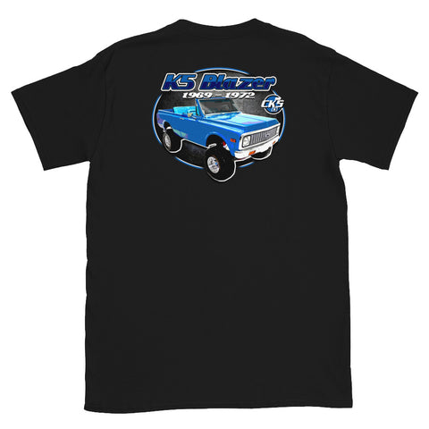 CK5 1969-72 K5 Blazer T-Shirt (two sided design)
