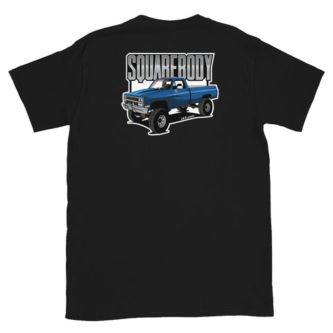 CK5 Squarebody K30 T-Shirt (two sided design)