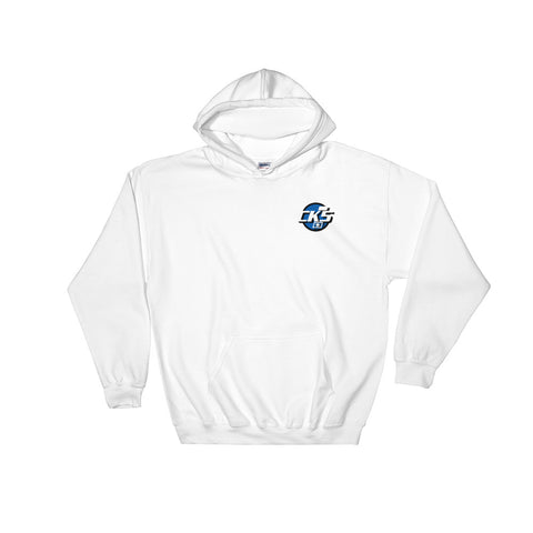 CK5 69-72 Blazer Hooded Sweatshirt (front & back graphic)