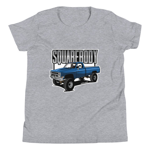 CK5 Squarebody K30 Youth T-Shirt