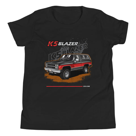 CK5 1989-91 K5 Blazer Youth T-Shirt