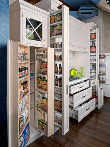 space saving pantry