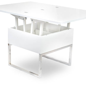 Dayana-coffee-to-dining-convertible-lift-table-space-saver-chrome-legs-3