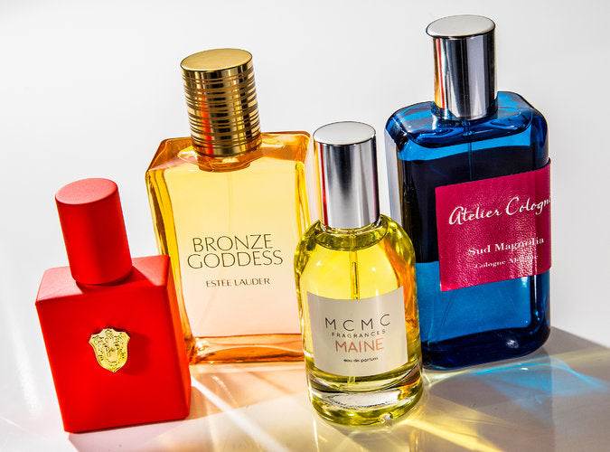 MCMC Fragrances New York Times Scents for Summer