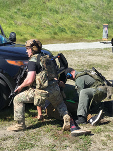 Tactical medicine, small unit tactics