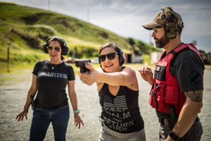 WOMEN'S ONLY PISTOL FOUNDATIONS COURSE JUNE 2nd, 2019