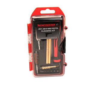 WINCHESTER 14 PIECE .38/9MM CLEANING KIT
