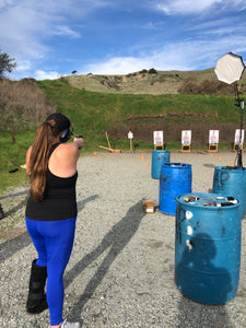 WOMEN'S ONLY PISTOL FOUNDATIONS COURSE