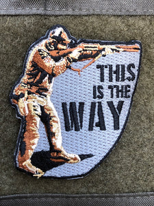 """This is the Way"" Patch"