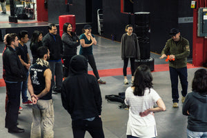 FIREARMS HANDLING & TACTICS FOR ACTORS