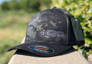 Multicam Black Flexfit Hat
