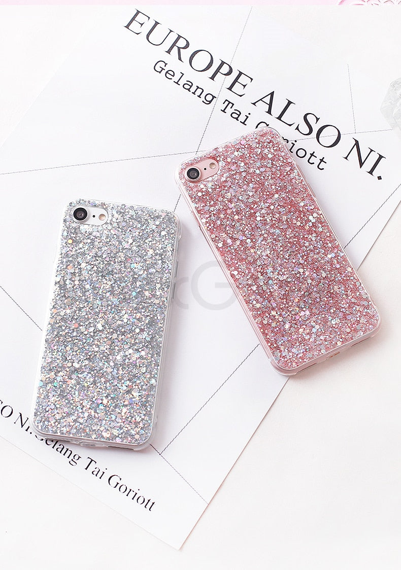 Diamond Bright iPhone Case