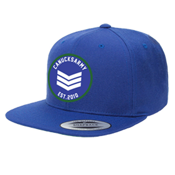 CanucksArmy Game Day Snapback