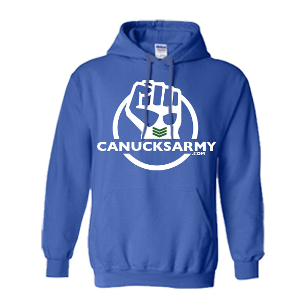 CanucksArmy Game Day Hoodie