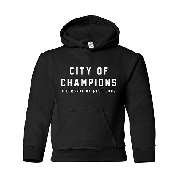 Youth City of Champions Hoodie