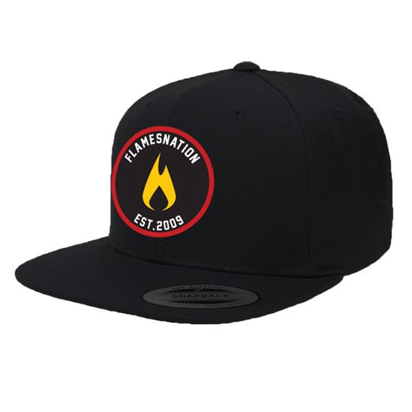 Flamesnation Game Day Snapback