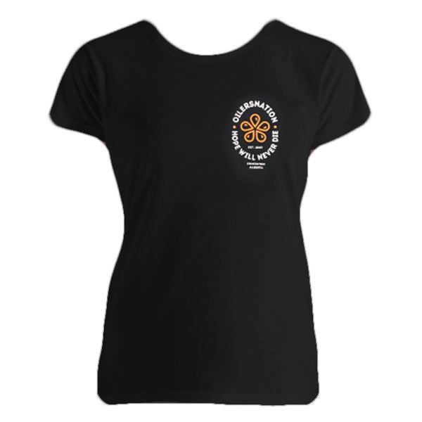 Hope Will Never Die women's tee