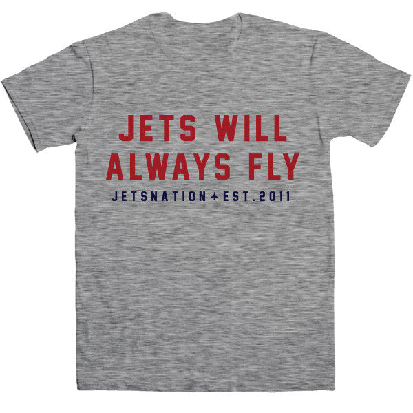 Jets Will Always Fly