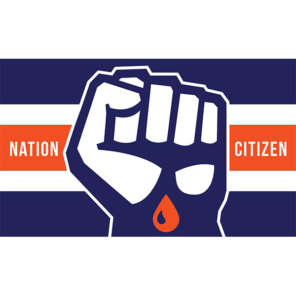 Nation Citizen Flag
