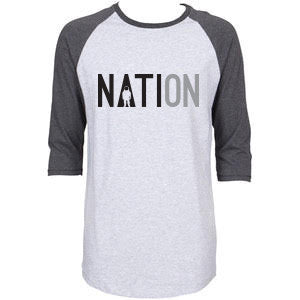 NATION x Apollo Originals Baseball Tee