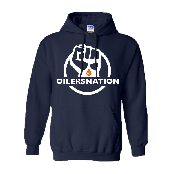 Navy Game Day Hoodie