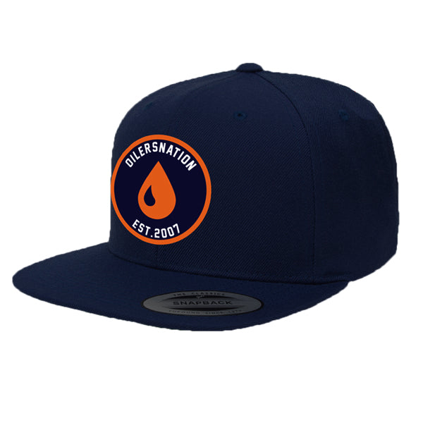 Navy Game Day Snapback