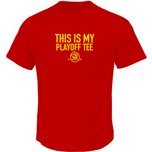 Flamesnation Playoff Tee