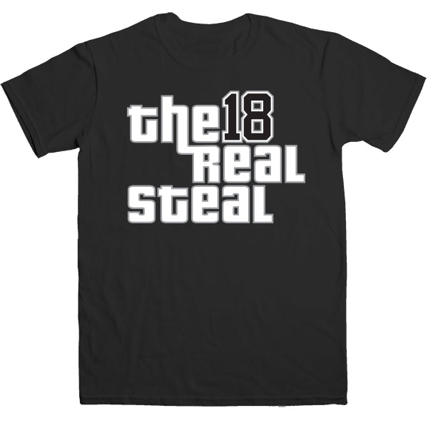 The Real Steal Tee