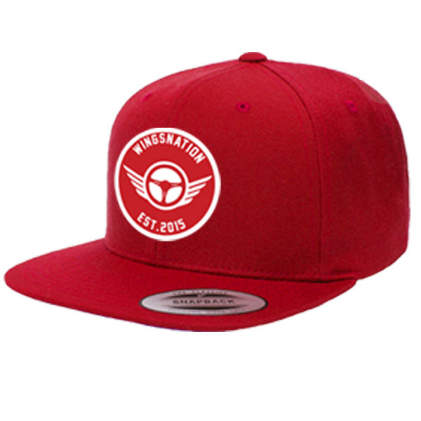 WingsNation Game Day Snapback