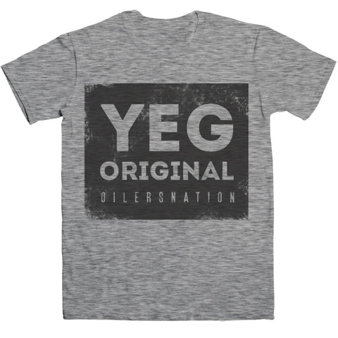 YEG Original tee - Grey