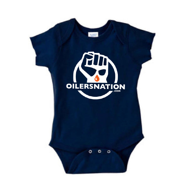 Infant Game Day Onesie
