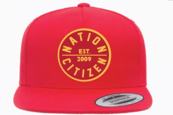Flamesnation Citizen Snapback